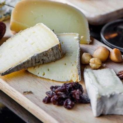 Sélection de fromages Bretons