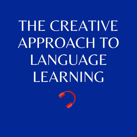 E15. The creative approach to language learning
