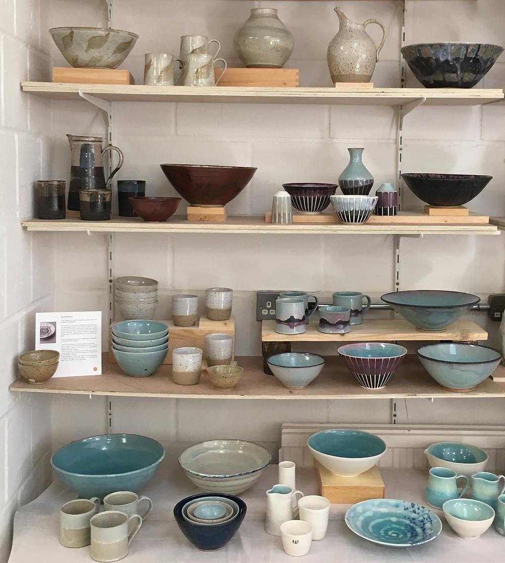 Ceramics by Kate Spence