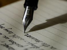 Annulation de l'atelier d'écriture
