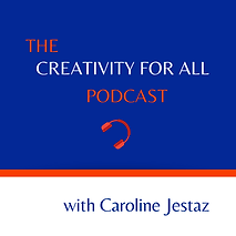The Creativity for All Podcast