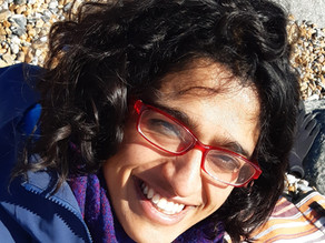 Episode 12. Coming alive through creativity with Shilpa Shah