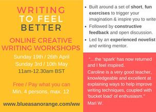 Online Creative Writing Workshops