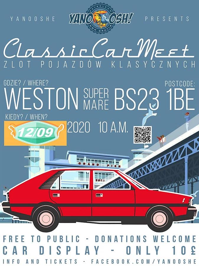 Weston Car Meet