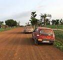Cars in Senegal