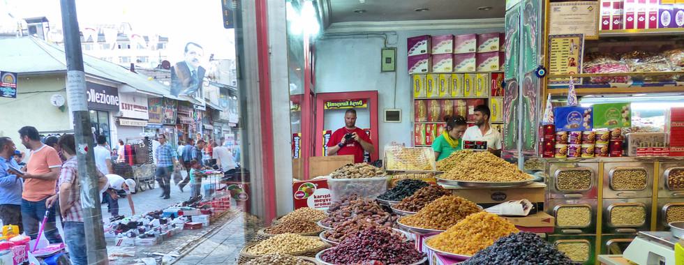 Bulgaria, dates & nuts
