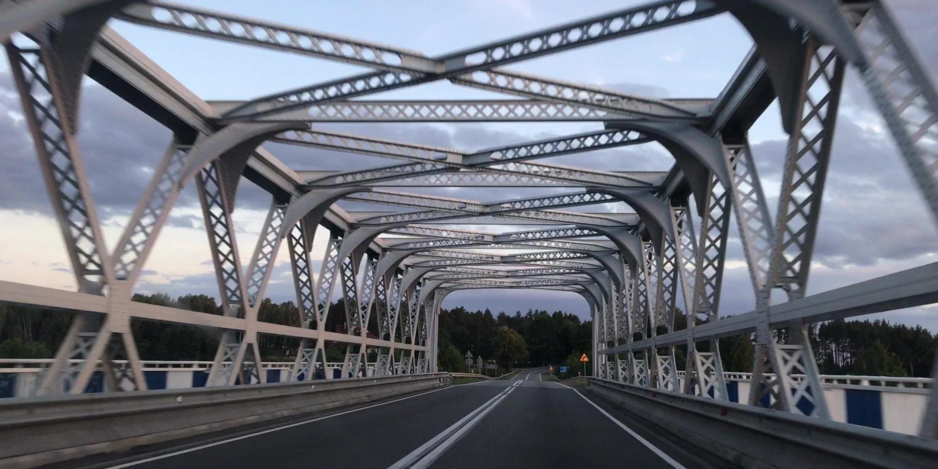 Bridge in Ukraine