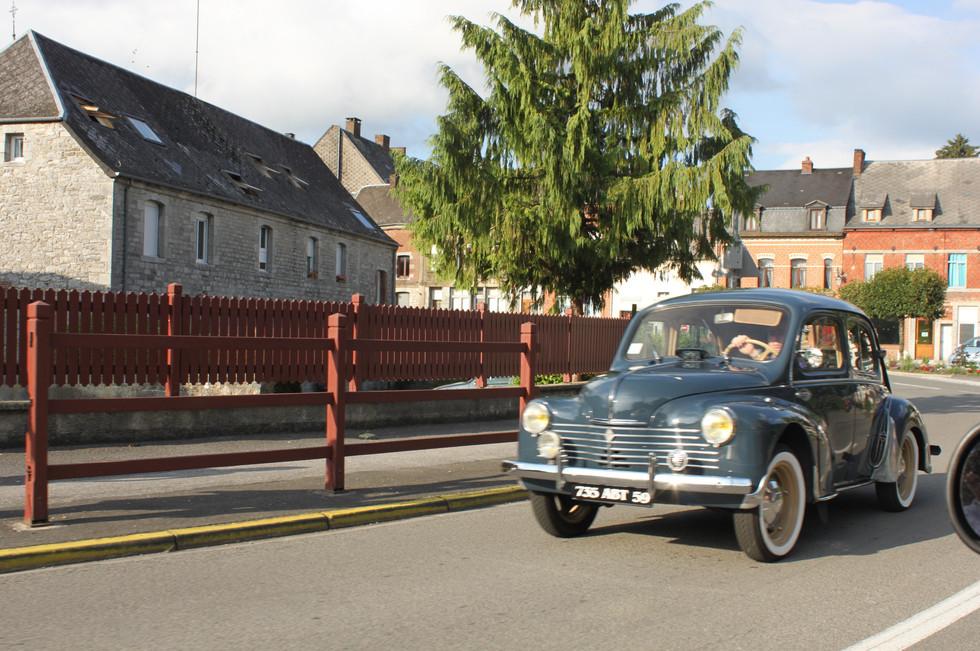 Car in France