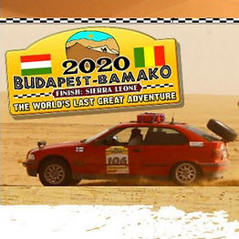 Budapest to Bamako