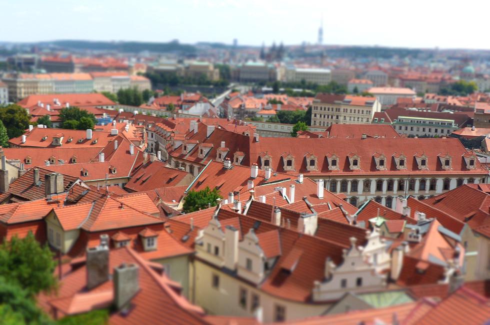 Prague, Skyline