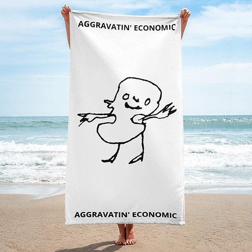 Beach Towel - Economic Edition