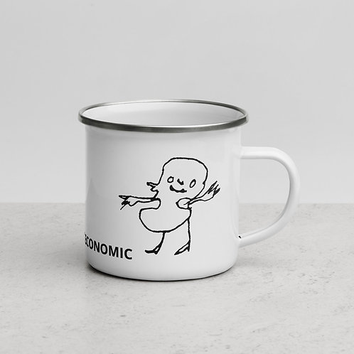 Enamel Mug - Economic Edition