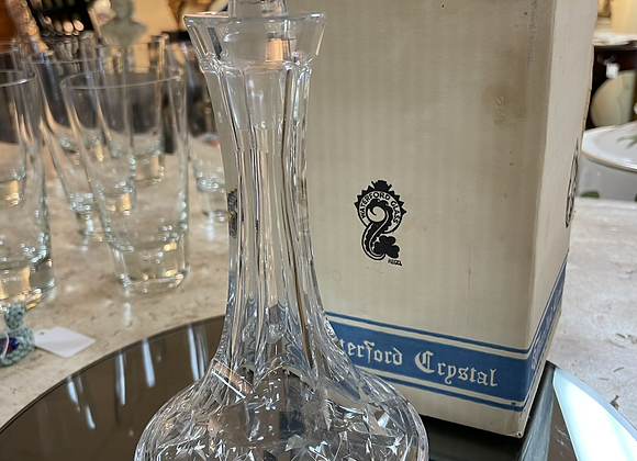 (Mini) Waterford decanter