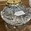 Thumbnail: Shallow Cut Glass Bowl