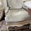Thumbnail: Bergere Suede Chair
