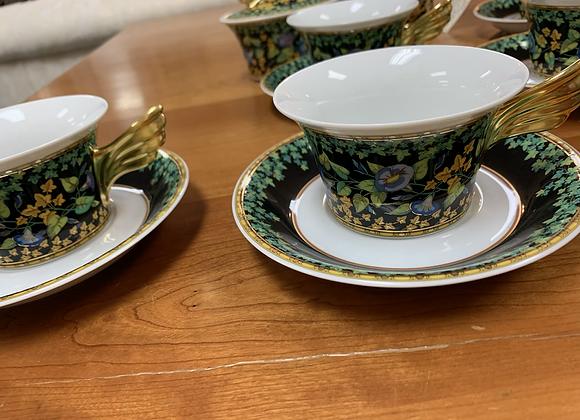 Versace Rosenthal coffee tea set