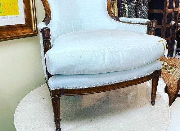 Mahogany chair