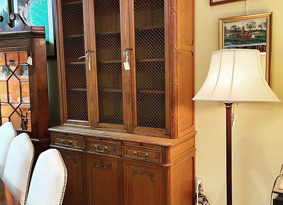 Tall antique cabinet
