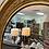 Thumbnail: Antique oval mirror