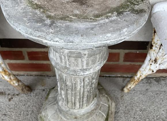 Outdoor garden Column