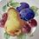 Thumbnail: Bavarian Germany Fruit plates (6)