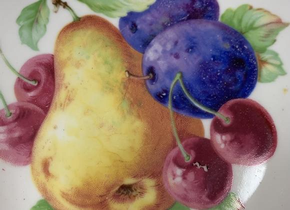 Bavarian Germany Fruit plates (6)