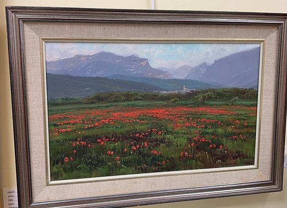 Ramon Vila (of Spain] oil painting.