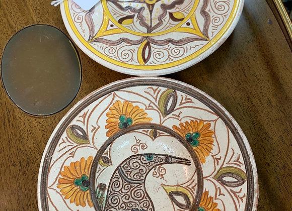 2 small plates