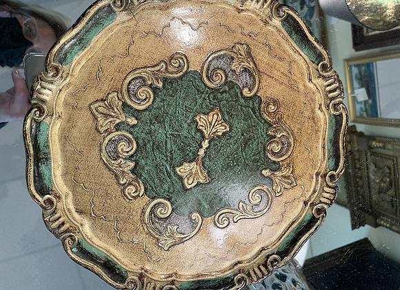 Tray, vintage