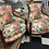 Thumbnail: Pair of chairs, price for the pair.