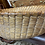 Thumbnail: Antique French wheat harvest basket
