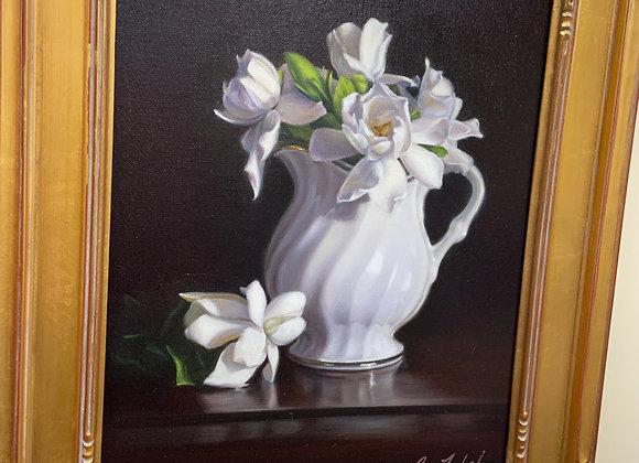 Sue Zylak oil on canvas
