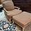 Thumbnail: Lillian August chair & ottoman