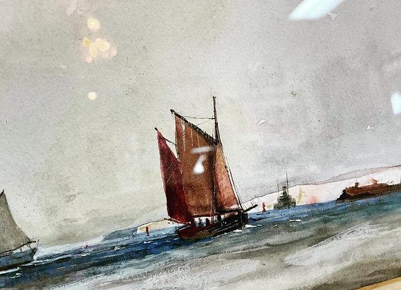 Watercolor by Mason