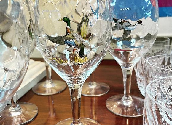 Set of glasses (9)