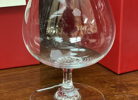 Brandy snifters Baccarat. set of 3