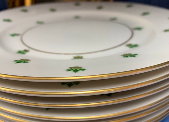 Bavarian China 8 plates
