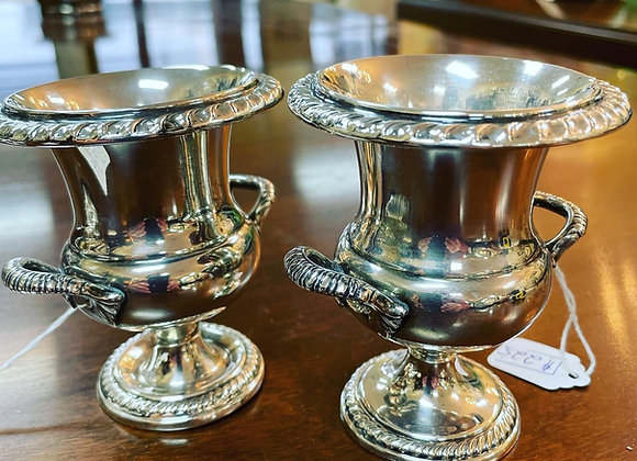 Sterling trophy cups