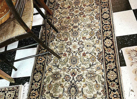 Rug.All wool, hand knotted oriental