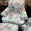 Thumbnail: Chair and ottoman