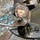 """Thumbnail: Silver plate 15"""" punch ladle"""