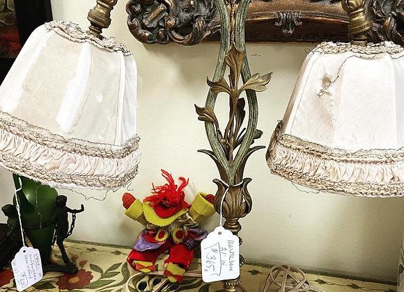 Antique Marble Lamp