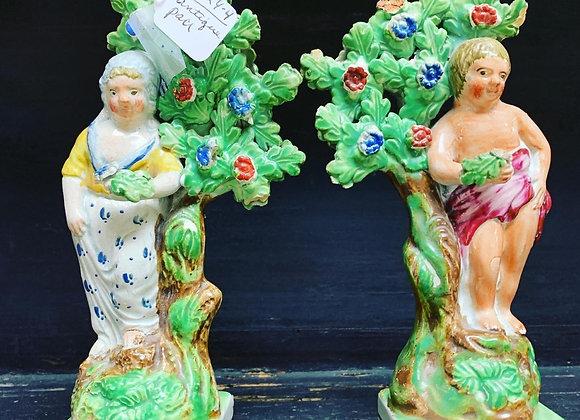 Antique figures