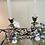Thumbnail: Dresden Candlesticks Antiques