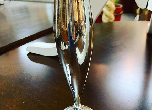 Sterling bud vase