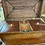 Thumbnail: Antique tea box