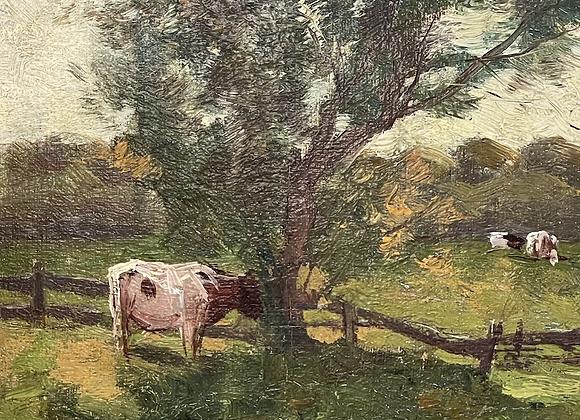 Antique oil