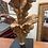 Thumbnail: Carved wood lamp
