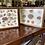 Thumbnail: Pair of sea shell shadow boxes