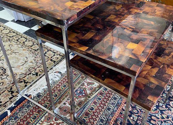 Palecek nesting tables.